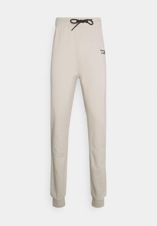 UNISEX  - Pantalon de survêtement - dove