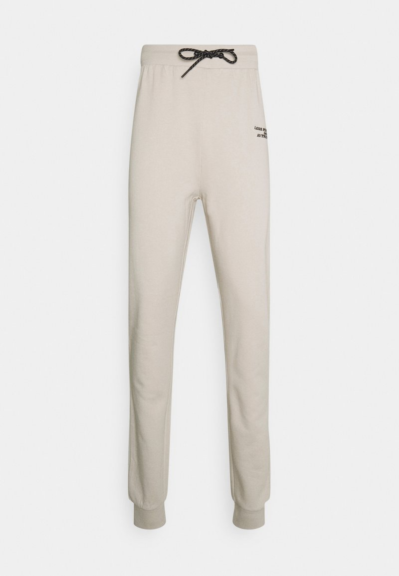 RETHINK Status - UNISEX  - Tracksuit bottoms - dove
