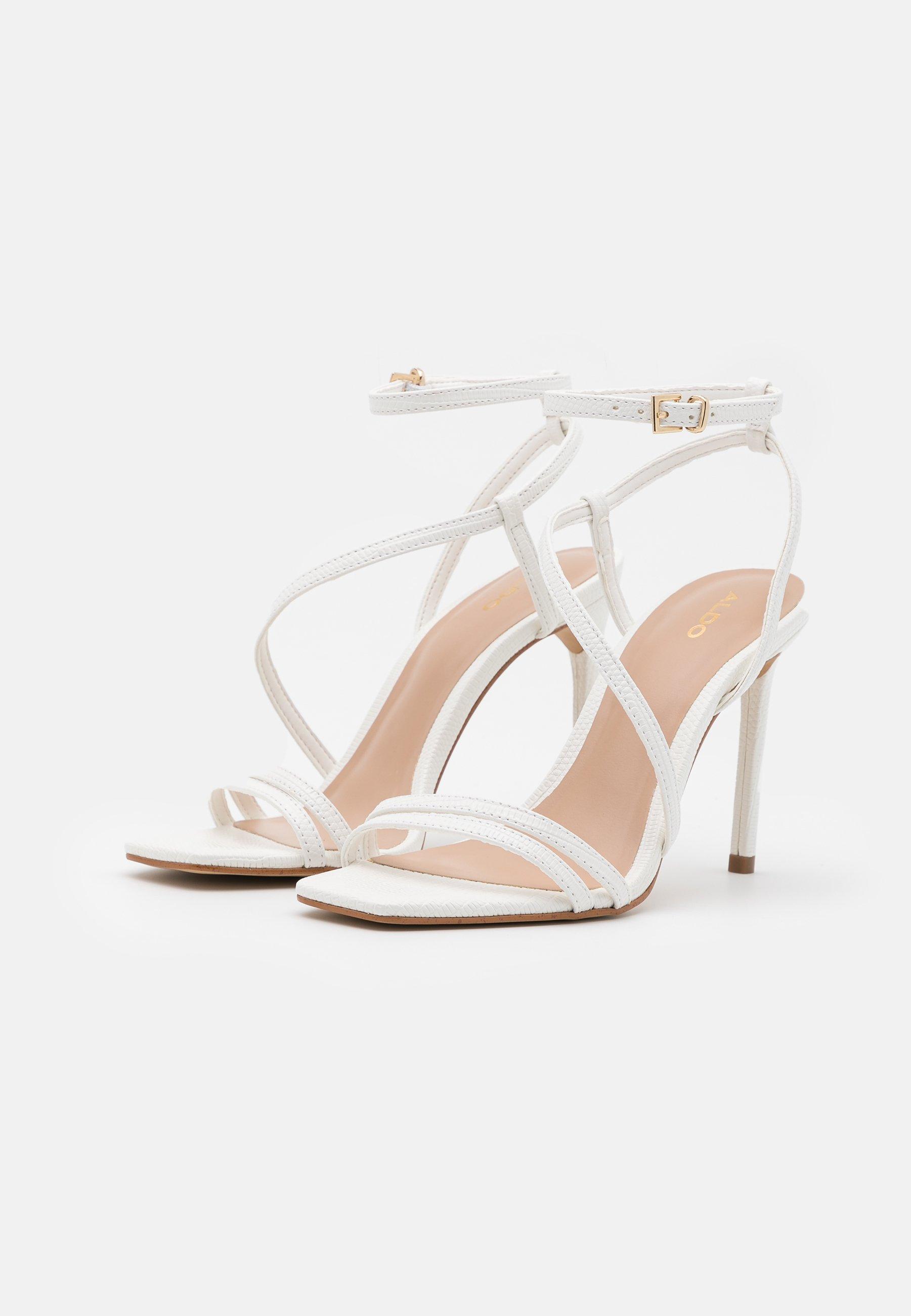 FRELIAN Sandaletter white