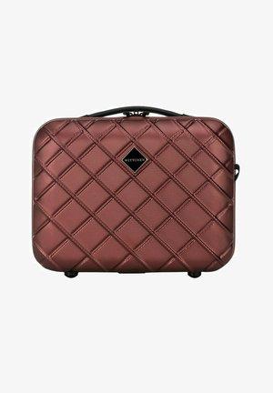 CLASSIC - Wash bag - burgund