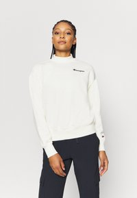 Champion - HIGH NECK LEGACY - Sweater - offwhite - 0