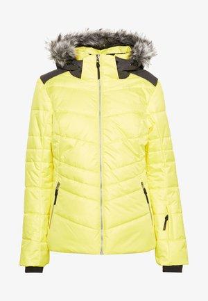 VIDALIA - Ski jas - yellow