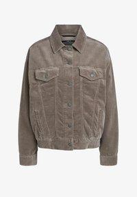 SET - Denim jacket - fossil - 5