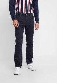 Paddock's - RANGER POCKET - Trousers - navy - 0