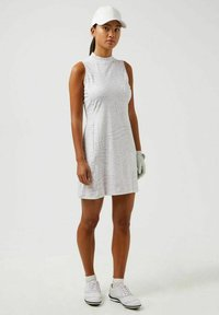 J.LINDEBERG - Jersey dress - micro chip croco - 1