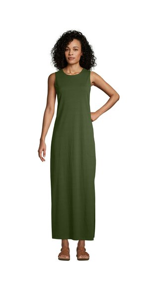 BEKLEIDUNG NORMAL - Maxi dress - chive