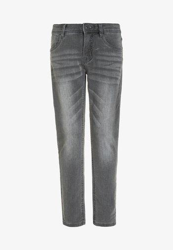KIDS PRINZE  - Straight leg jeans - greyused