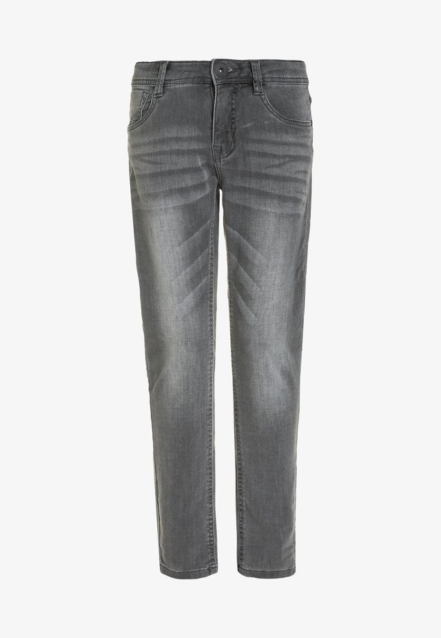 KIDS PRINZE  - Straight leg jeans - greyused