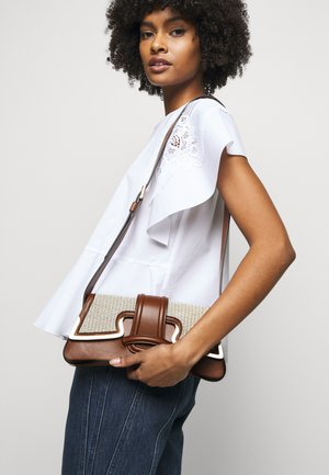 SHOULDER BAG - Torebka - beige