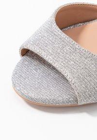 Anna Field - Sandaletter - silver - 2