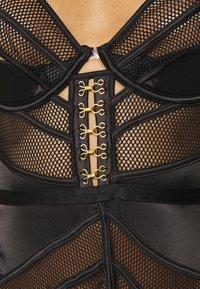 Ann Summers - THE SUPERIOR - Body - black - 4