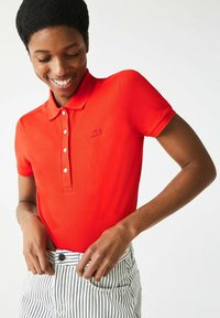 Lacoste - Polo shirt - rouge - 0