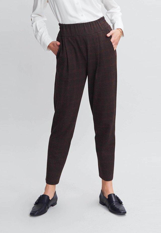Pantaloni - gingham