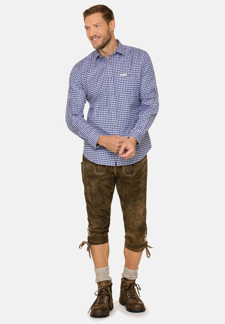 Stockerpoint - CAMPOS3 - Shirt - blau