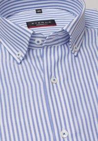 Eterna - MODERN FIT - Shirt - blau - 5