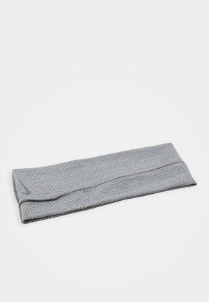 YOGA HEADBAND UNISEX - Cache-oreilles - light smoke grey