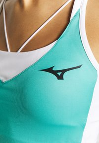 Mizuno - PRINTED DRESS - Jersey dress - atlantis - 4