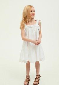 Next - Day dress - white - 0