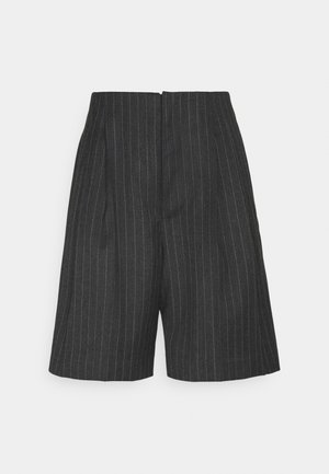 MARIN - Shorts - mottled dark grey