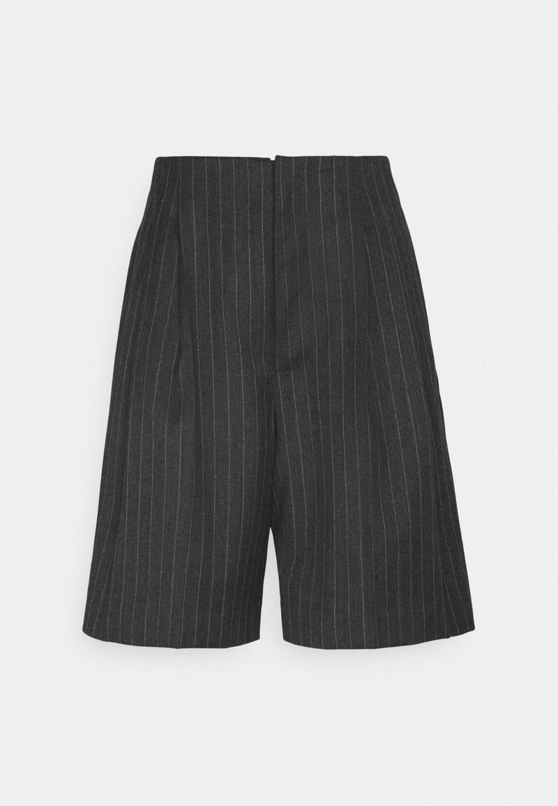Lovechild - MARIN - Shorts - mottled dark grey