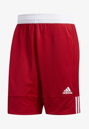 SPEED REVERSIBLE SHORTS - kurze Sporthose - red