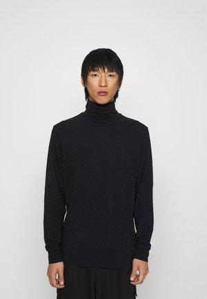 EMANUEL - Long sleeved top - schwarz