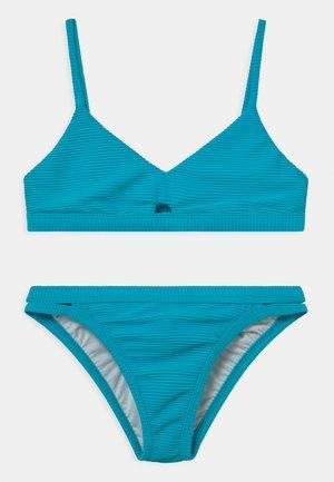 SUMMER ESSENTIALS SET - Bikini - scuba blue