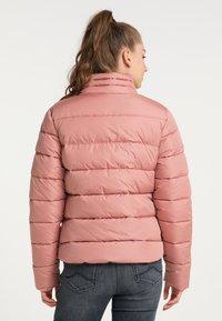 myMo - Winter jacket - rosa - 2