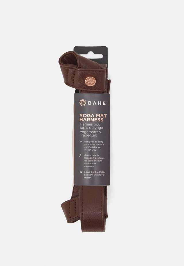 BAHE YOGA MAT HARNESS - Fitness / Yoga - cinnamon