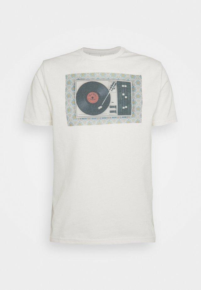 CLIVE - T-shirt imprimé - record