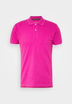 Koszulka polo - pink fuchsia
