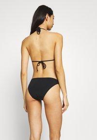 Hunkemöller - SUNSET DREAMS LOW RIO - Bikini bottoms - nero - 2