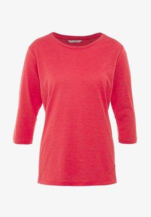SKOMER  - T-shirt à manches longues - cranberry
