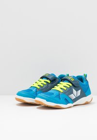 LICO - SPORT - Sneaker low - blau/marine/lemon - 3