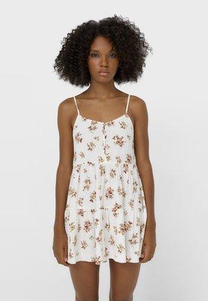 MIT PRINT  - Sukienka letnia - white