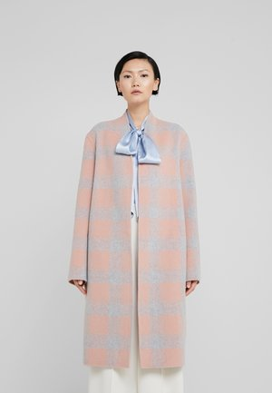 CAROLAS - Zimní kabát - pale rose