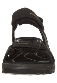 ECCO - OFFROAD - Walking sandals - black/mole/black oil - 3