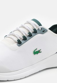 Lacoste - FIT - Sneakers - white/dark green - 5