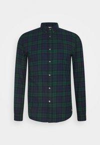 Shirt - blue/green
