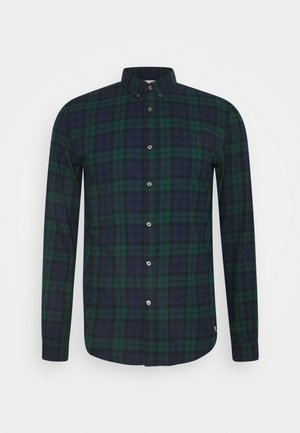 Shirt - blue/green