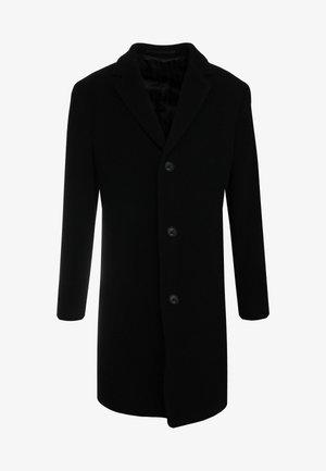 LYON COAT - Classic coat - black