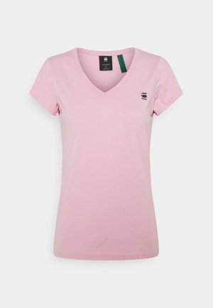 EYBEN SLIM - T-Shirt basic - lavender pink