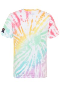 Abercrombie & Fitch - PRIDE TEE  - T-shirt con stampa - rainbow - 1