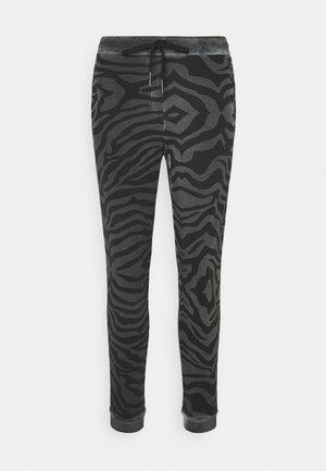 PANT ZEBRA - Pantalones deportivos - black
