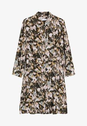 CASCABE - Robe chemise - khaki