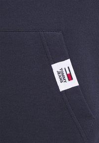 Tommy Jeans - HOODIE UNISEX - Huppari - twilight navy/multi - 2