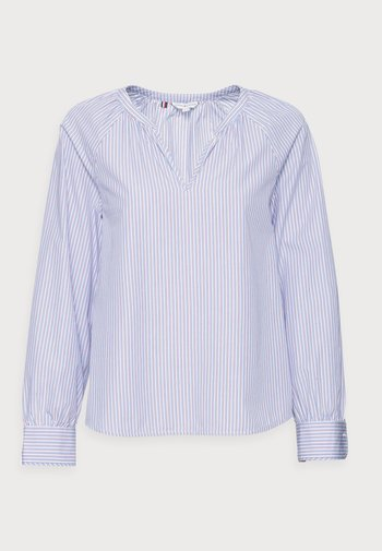 RELAXED BLOUSE - Camicetta - white