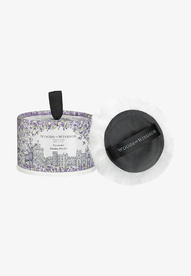 TALCUM PUDER LAVENDEL SINNLICHER DUFT ZUM ENTSPANNEN 100 G - Deodorant - -