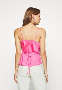 Who What Wear - CAMI - Top - doll pink - 2