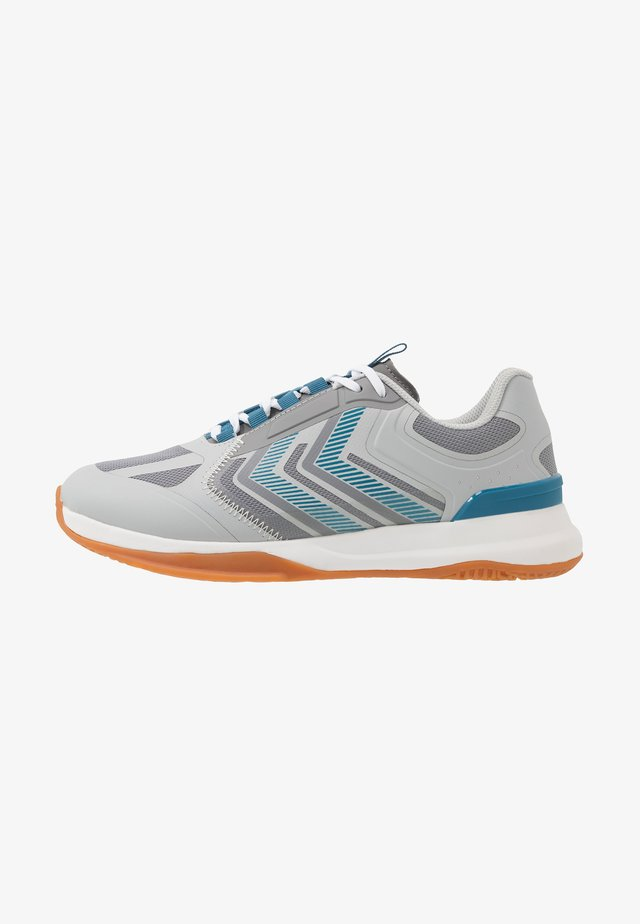 REACH LX - Chaussures de handball - gray/violet
